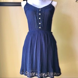 Dark Blue Dress 💙